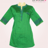 Green Handloom Lungi Traditional Blouse (PI0056)